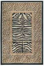 Rugs with Zebra Design