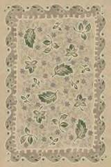 Rugs with Transitional Design
