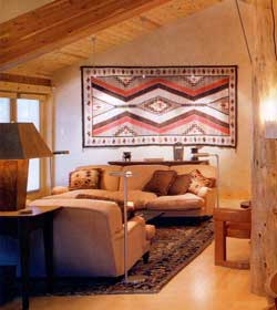 Wool Rug Wall-Art